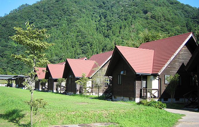 大原湖キャンプ場