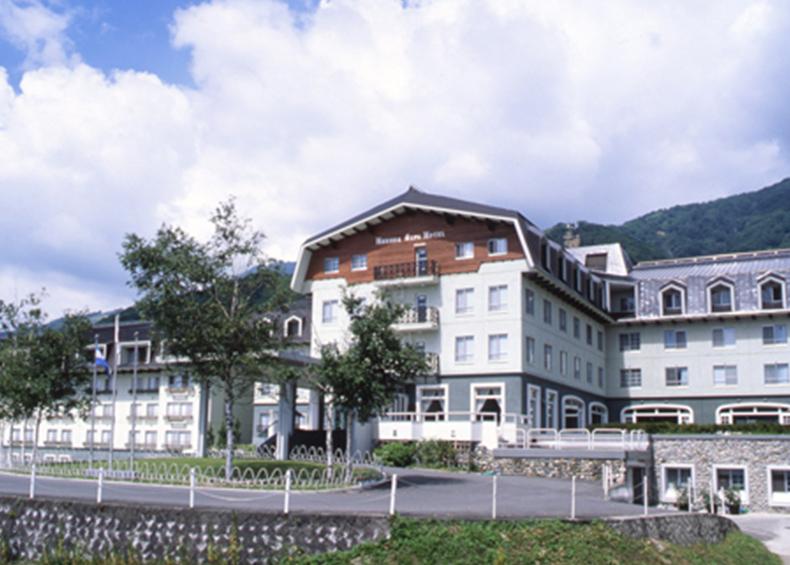 白馬観光の拠点にピッタリの白馬アルプスホテル
