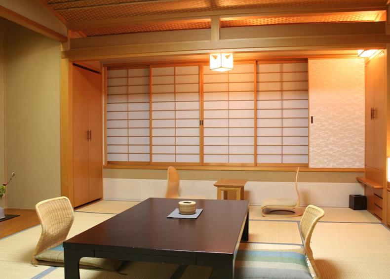 機能性と快適性を追求した造りとなっており、お部屋からは湯田温泉の街並みがご覧いただけます。