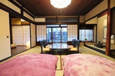 旅館 田の屋